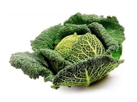 Из савойской капусты чаще всего делают салаты и голубцы.