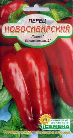 Новосибирский — скороспелый сорт с невысоким кустом. Плоды обладают хорошими товарными качествами и чрезвычайно высоким содержанием витамина С.