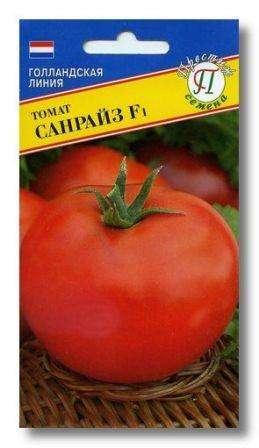 Созревают плоды у этого гибрида томата спустя 60-70 дней после того, как появились первые всходы. Спелые томаты имеют круглую форму, слегка приплюснутую. Мякоть плодов сочная и плотной конс