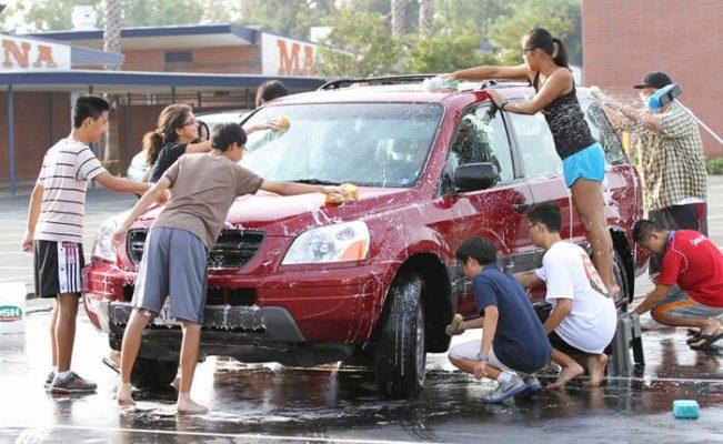Как помыть машину во дворе? 6 практических советов