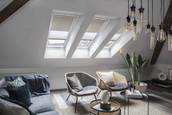 Как правильно выбрать окна для мансарды