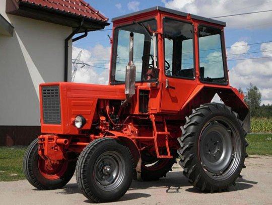 Как выбрать трактор Т-25