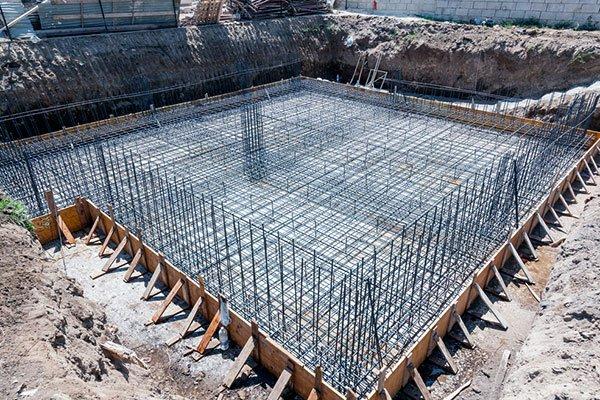 Как рассчитать бетон на фундамент – сколько кубов надо на дом?