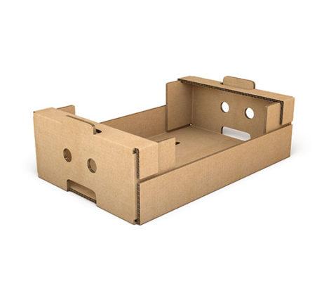 Экологически чистая упаковка - картонные коробки в эко-стиле