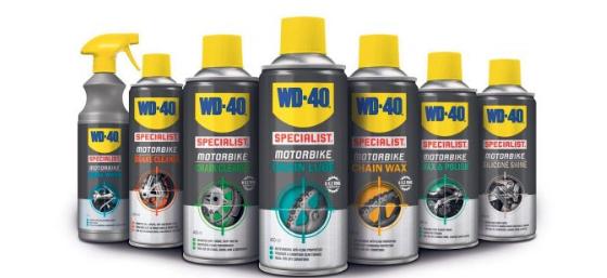 WD-40 SPECIALIST - новая линейка для сложных задач