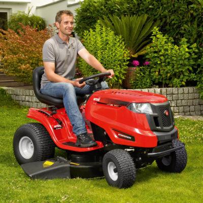 Садовый трактор MTD - ваш помощник на даче