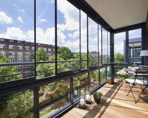 7 причин выбрать алюминиевые окна для своего дома