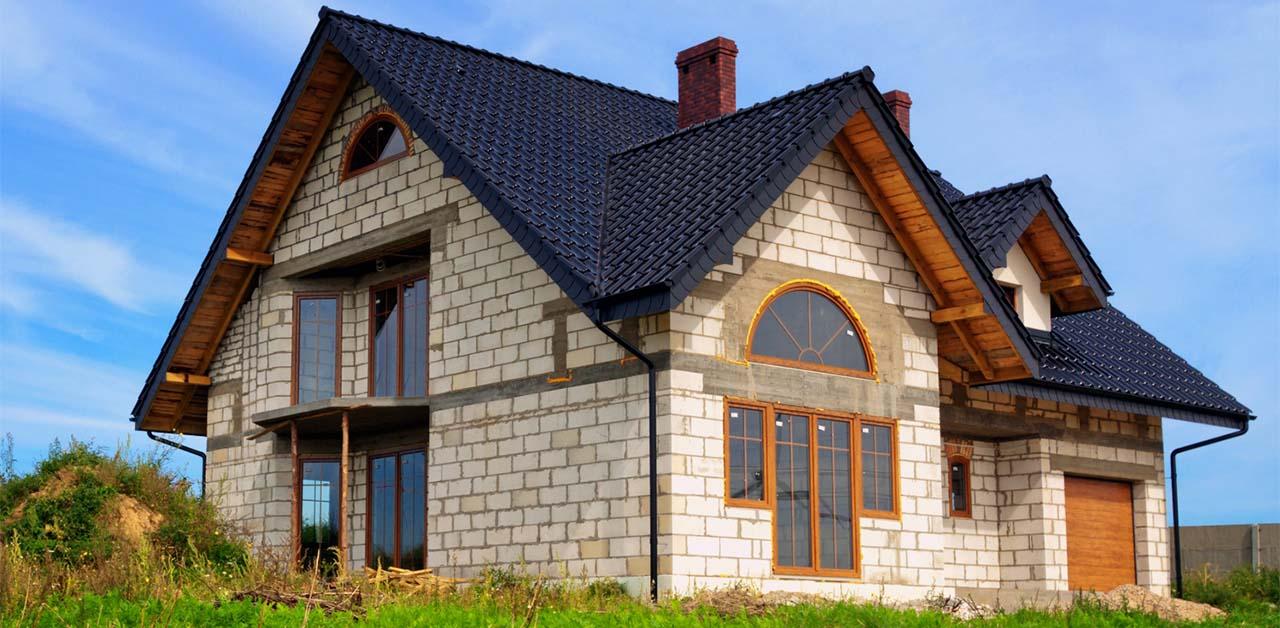 Дом из пеноблоков. Надежность и долговечность