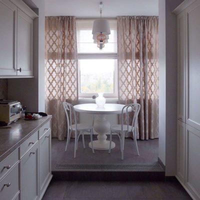 Какие шторы выбрать для кухни? Советы экспертов