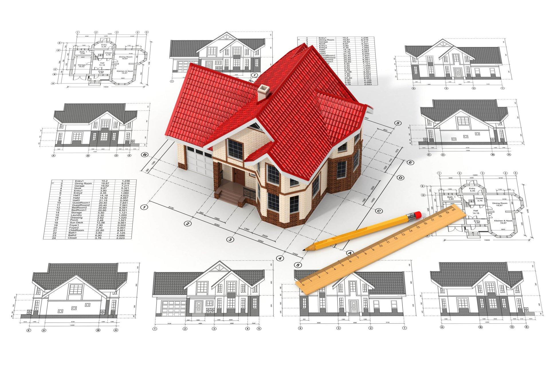 Почему качество строительного плана и чертежей имеет большое значение
