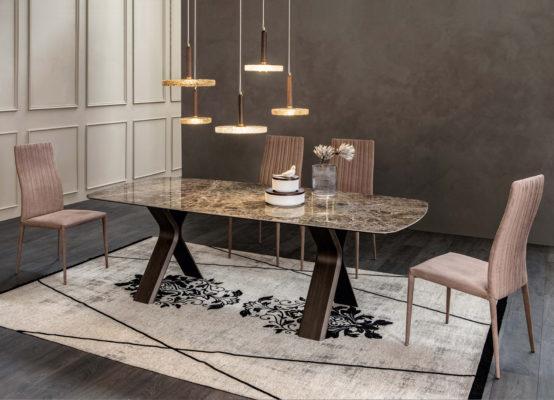 Стол для гостиной - критерии выбора идеального обеденного стола