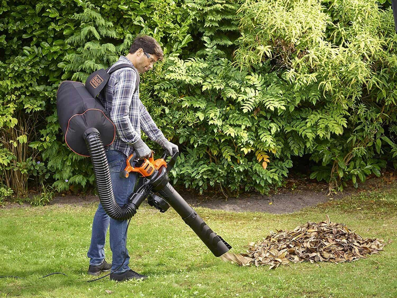 Садовый пылесос: что это и для чего?