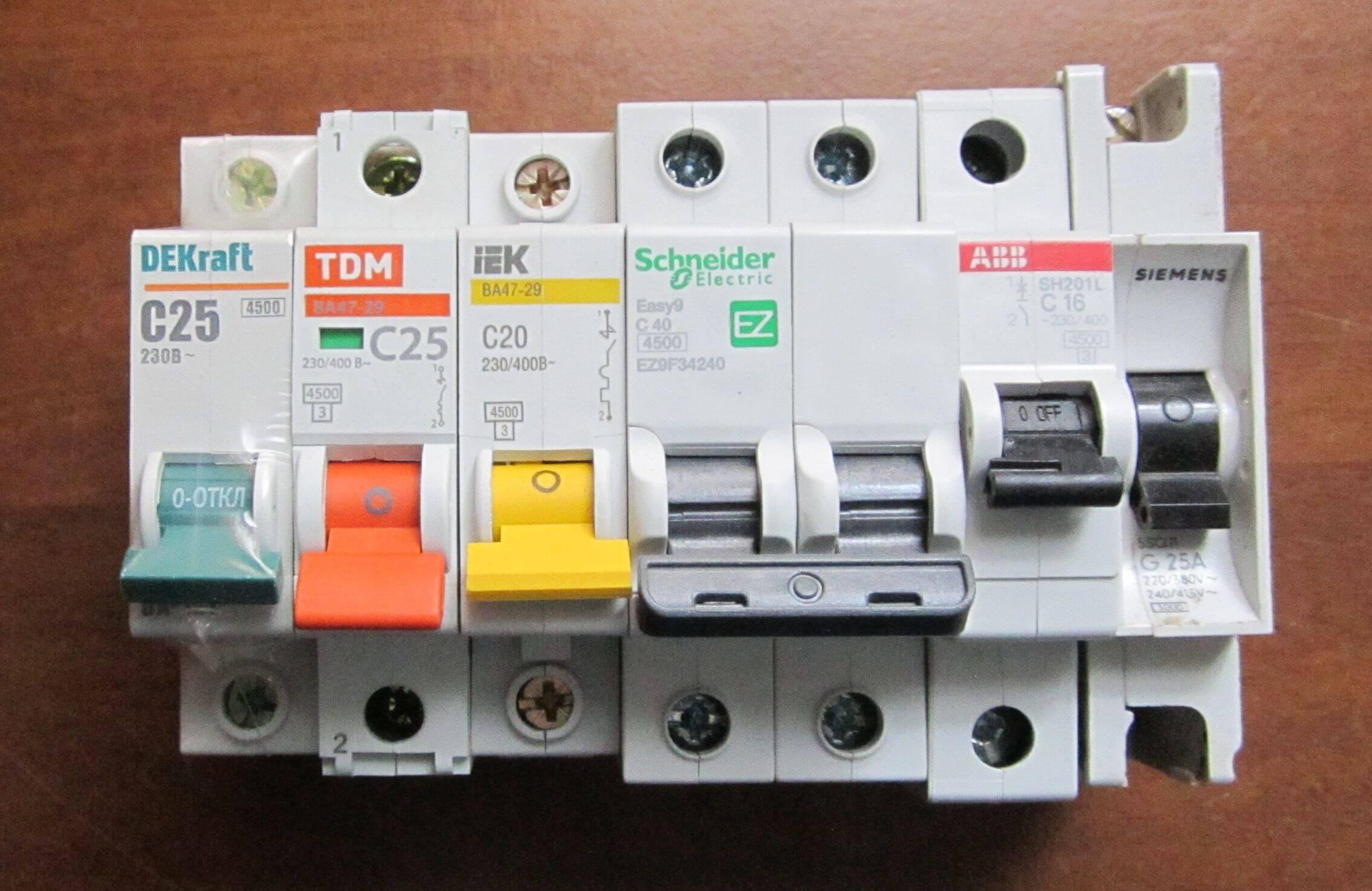 Как выбрать лучшие электрические предохранители?